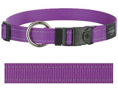 ROGZ FOR DOGS LUMBERJACK HALSBAND PAARS 25 MMX43-73 CM