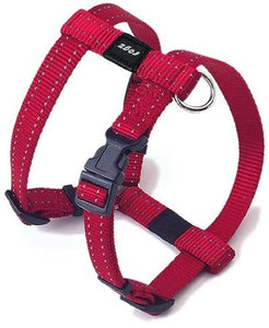ROGZ FOR DOGS SNAKE TUIG ROOD 16 MMX32-52 CM