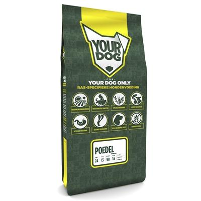 YOURDOG MIDDENSLAGPOEDEL SENIOR 12 KG