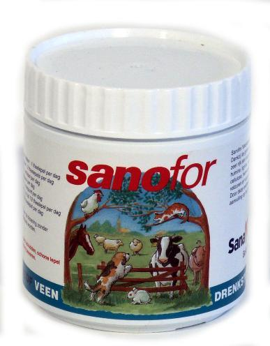 SANOFOR VEENDRENKSTOF 500 ML