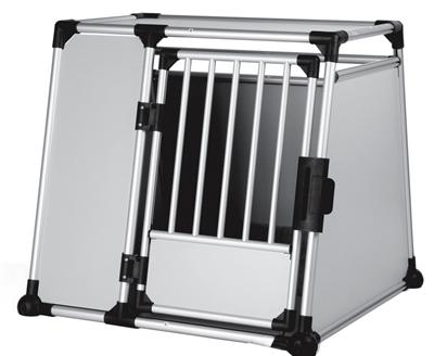 TRIXIE TRANSPORTBOX ALUMINIUM XL 94X93X87 CM