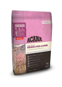 ACANA SINGLES GRASS-FED LAMB DOG 17 KG
