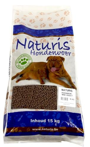 NATURIS BROK GEPERST HIGH ENERGY MINI ADULT 15 KG