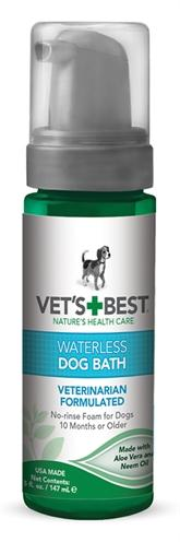 VETS BEST WATERLESS DOG BATH 147 ML