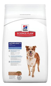 HILL'S CANINE MATURE ADULT ACTIVE LONGEVITY MEDIUM LAM/RIJST 3 KG