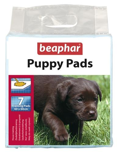 BEAPHAR PUPPY PADS/TRAININGSMATTEN 7 ST