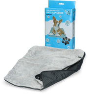 CoolPets Dog Mat 24/7 Anti-Slip Cover (50x40cm) M