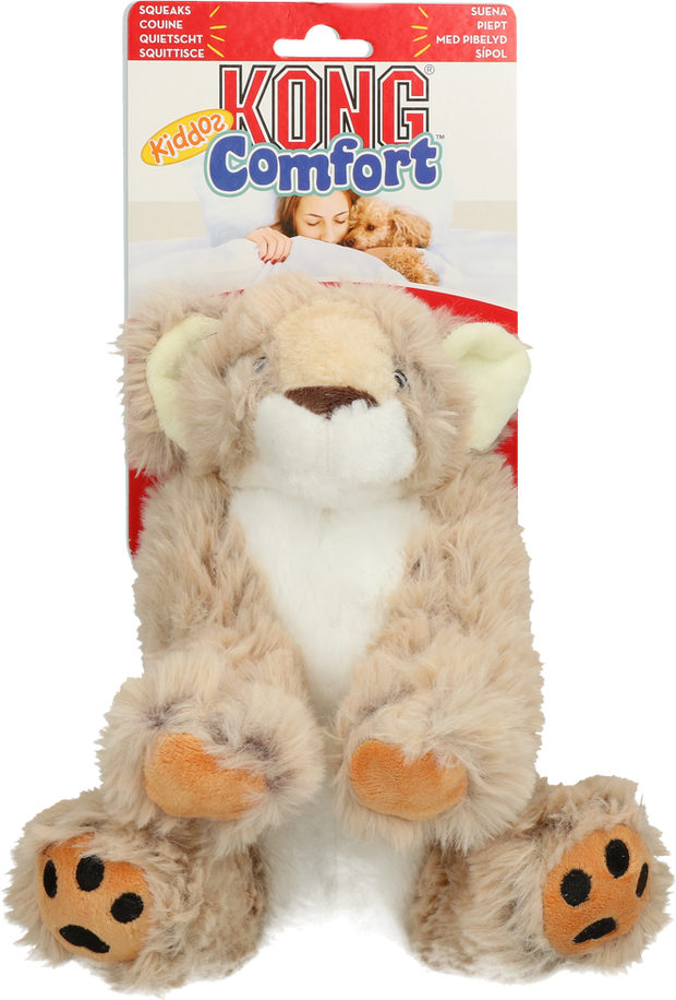 Kong Comfort Kiddos Lion Large