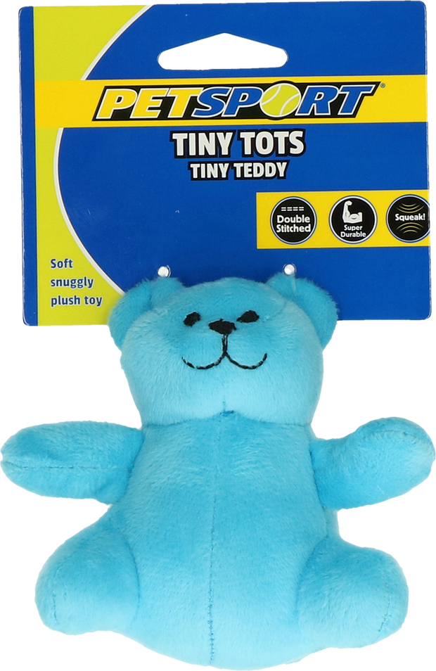 Tiny Tots Teddy Blue