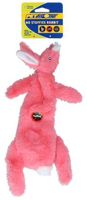 No Stuffies Rabbit