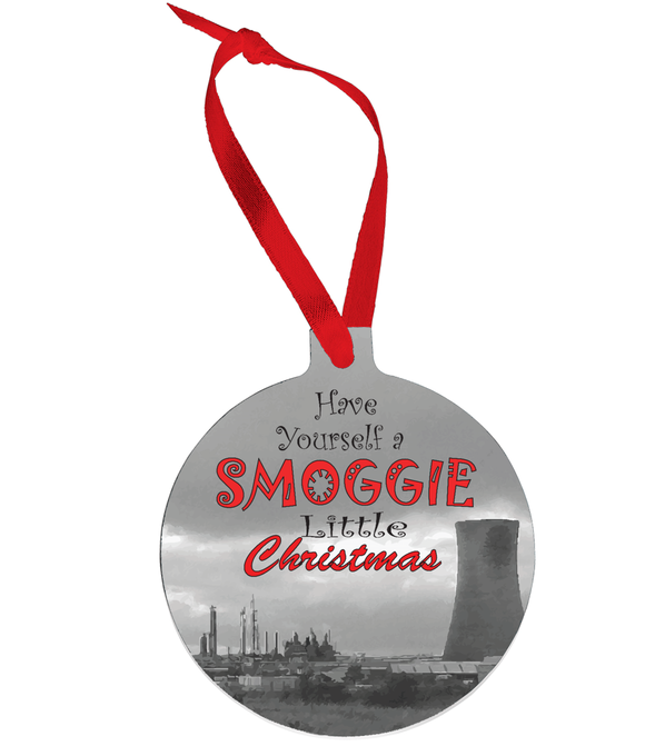 Christmas Tree Ornament Smoggie Christmas