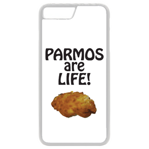 Parmos are Life! Rubber Phone Case for Samsung and iPhone