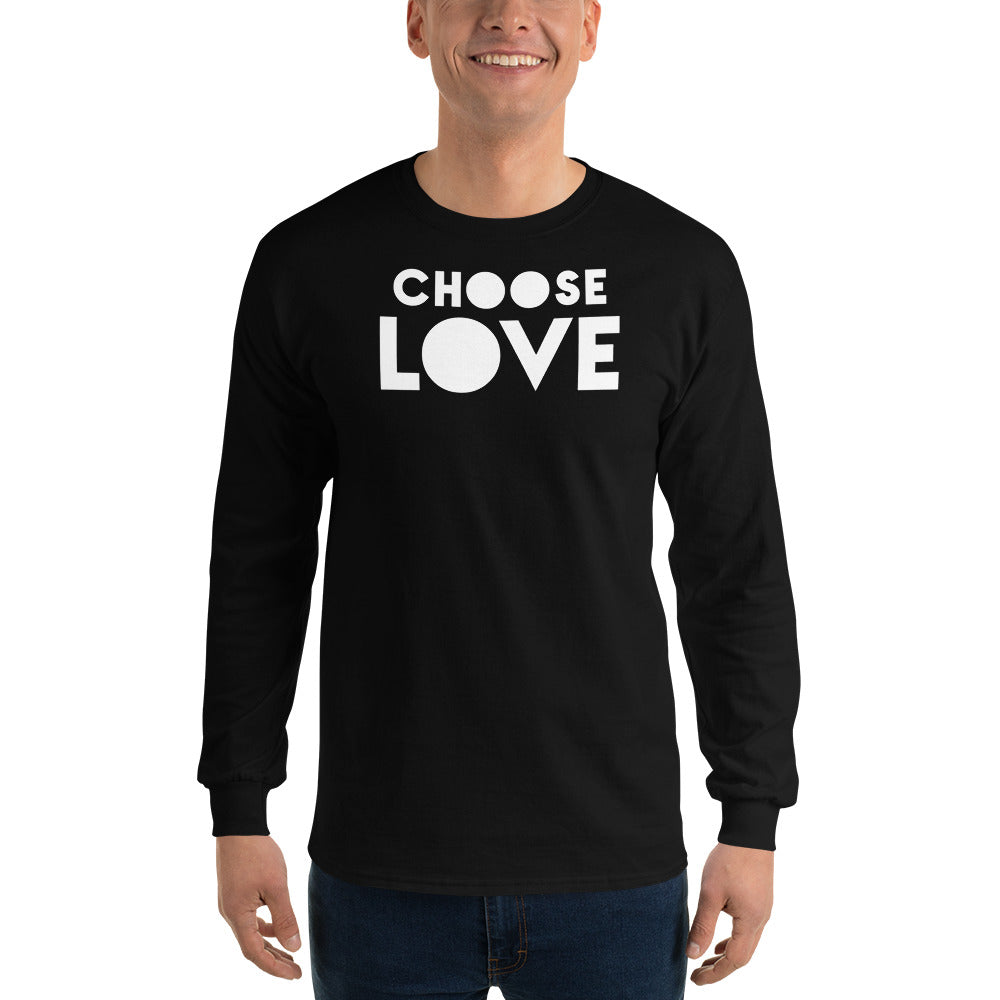 Men's Long Sleeve T-Shirt,
