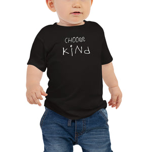 "Baby Boy's & Girl's Jersey Short Sleeve Tee 100% Cotton, ""CHOOSE HUGS"""