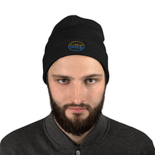 Load image into Gallery viewer, Embroidered Beanie Women/Men, Real Men Real Talk Live