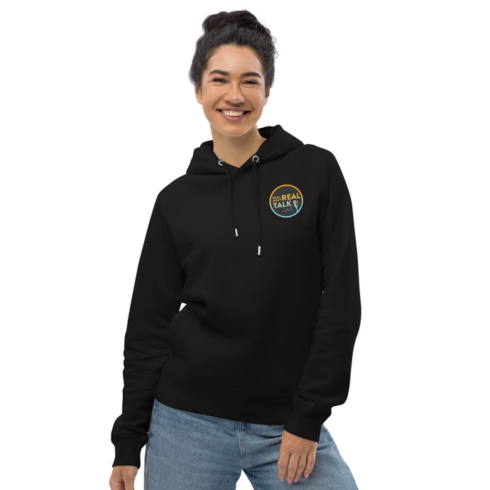 Women's & Men's Eco Friendly pullover hoodie,