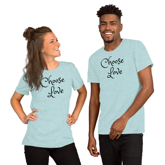 Women's & Men's Short-Sleeve,