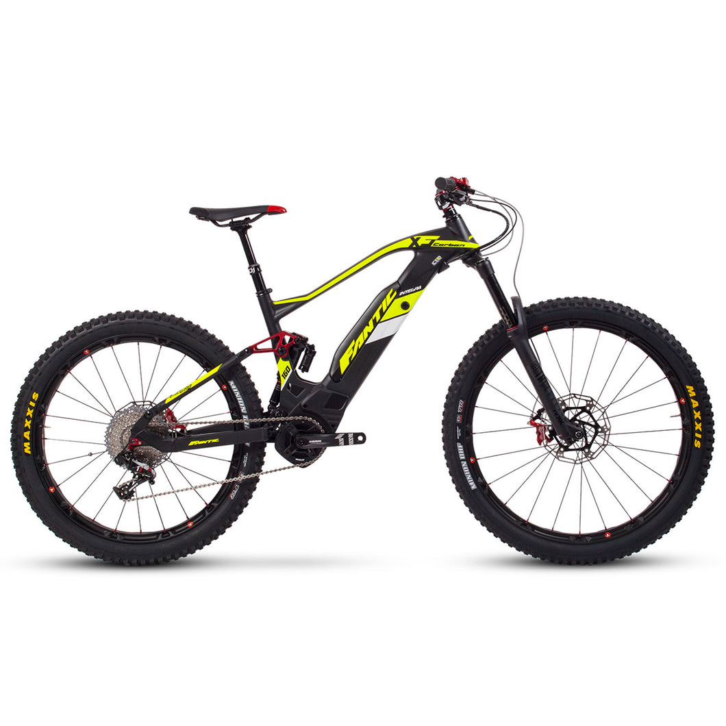 XF1 Enduro 160 Integra Carbon ONE 630wh