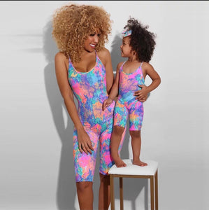 Splash Romper - Mommy