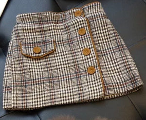 iSpy Skirt - Brown