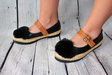 Load image into Gallery viewer, You Fancy Espadrille - Black
