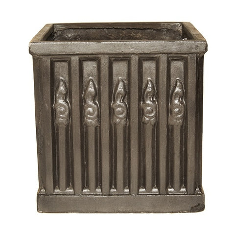 Heritage Ornate Box Pot Planter