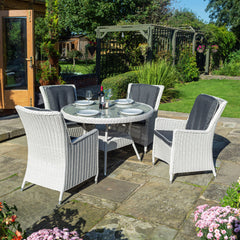 Heritage Conservatory 4 Seater Dining Set