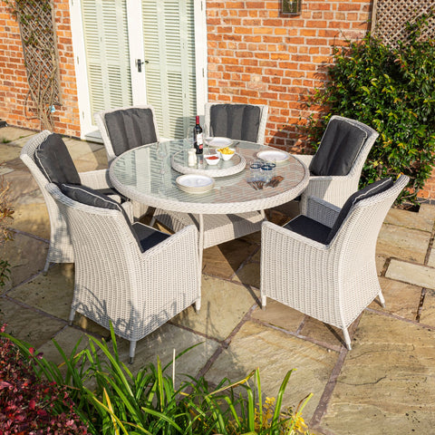 Heritage Conservatory 6 Seater Dining Set