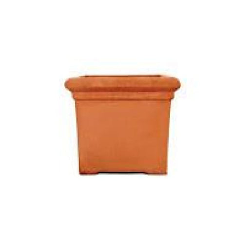 Bay Tree Terracino Terracotta Square Pot - Garden Pots