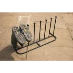 Four Pair Long Boot Rack Stand