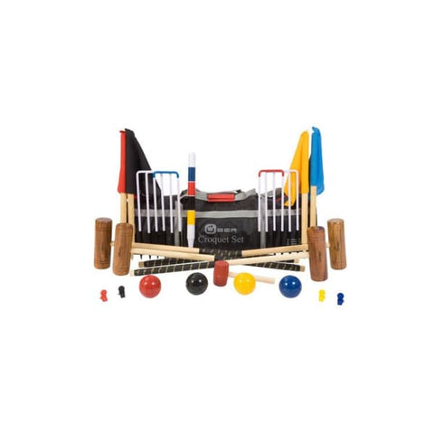 Garden Croquet Set - Croquet Sets
