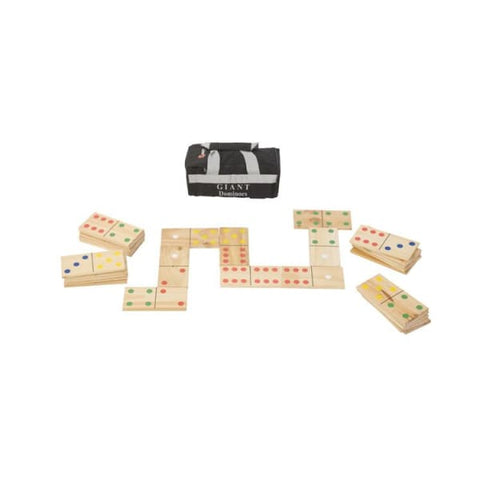 Giant Dominoes - Garden Party Games