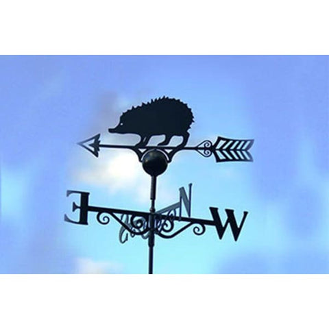 Hedgehog Weathervane - Weathervanes