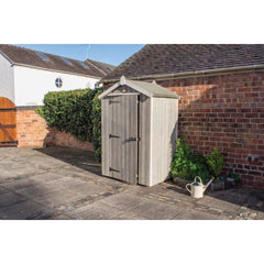 Heritage Garden Compact 4x3 Shed