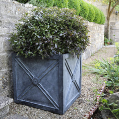 Regency Zinc Planter - 3 sizes