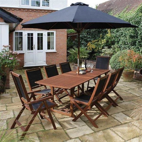 Rowlinson Bali Garden Furniture Set - Garden Furniture Sets