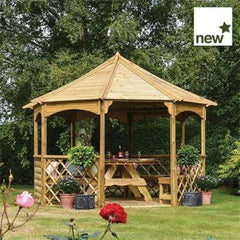 Rowlinson Buckingham Gazebo
