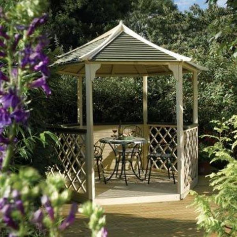 Rowlinson Gainsborough Gazebo - Garden Gazebos