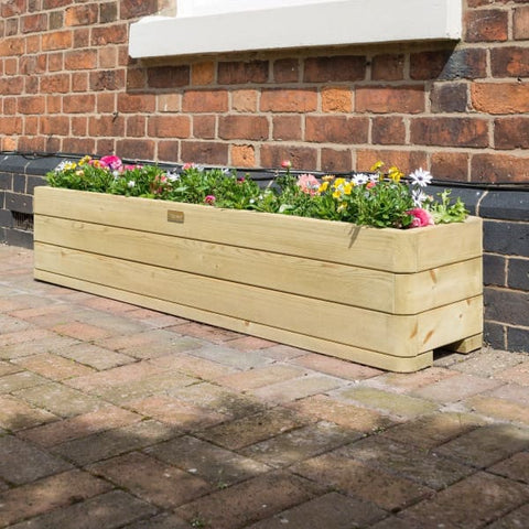 Rowlinson Marberry Patio Planter - Garden Planters