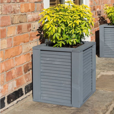 Rowlinson Palermo Square Planter Heritage Gardens Uk Online