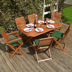 Rowlinson Plumley  Dining Set