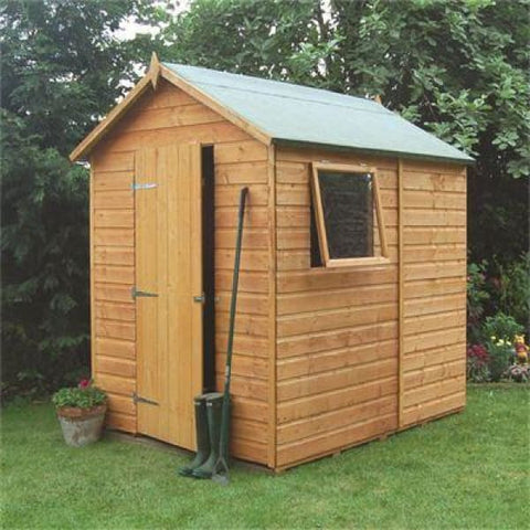 Rowlinson Premier Shed 7x5 - Wooden Garden Sheds