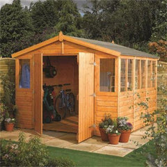 Rowlinson Wooden Garden Workshop Choice of 4