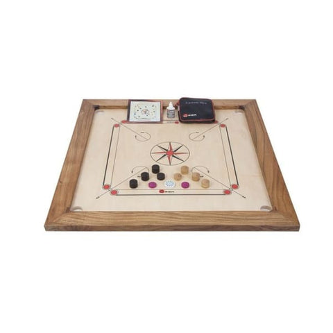 Tournament Carrom Set - Indoor Games