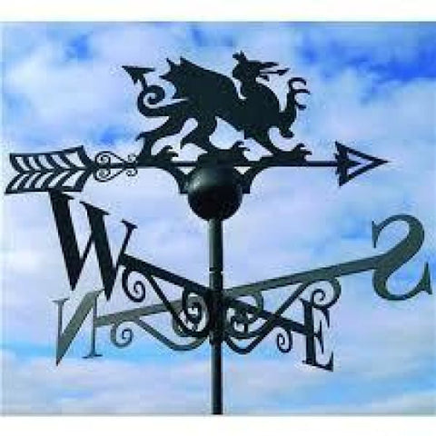 Welsh Dragon Weathervane - Weathervanes