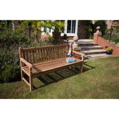 Westminster Solid Teak 1.8 metre Bench - 4 seater