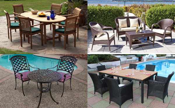Garden Tables & Chairs