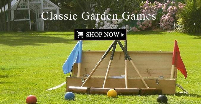 Classic Outdoor Garden Games