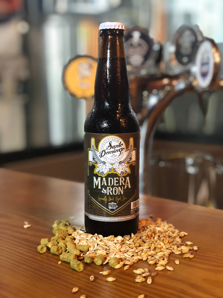 Madera y Ron - Specialty Wood Aged Beer