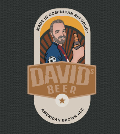 David's Beer - American Brown Ale (6 pack)